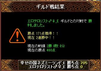 13.5.19エロテロリスト♂♀様 結果