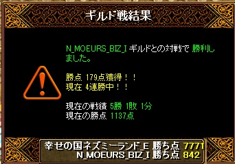 13.6.9N_MOEURS_BIZ様 結果