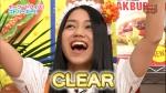 AKB48 田野優花 セクシー 口開け 舌 笑顔 顔アップ ウエイトレス コスプレ 地上波キャプチャー 無邪気 高画質エロかわいい画像1