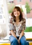 福田沙紀 セクシー 笑顔 女優 おっぱいの谷間 爽やか 高画質エロかわいい画像9