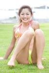 さとう里香 セクシー ビキニ水着 笑顔 カメラ目線 爽やか M字開脚 高画質エロかわいい画像68