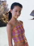 戸田恵梨香 セクシー 水着 ジュニアアイドル時代 カメラ目線 おへそ 中学生 高画質エロかわいい画像9