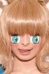 きゃりーぱみゅぱみゅ セクシー 舌 顔アップ 目を閉じている 変なメイク 歌手 金髪 スマホ壁紙サイズ 高画質エロかわいい画像5