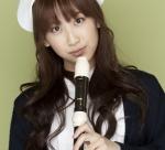 元AKB48 仁藤萌乃 セクシー 縦笛 カメラ目線 ナース コスプレ 高画質エロかわいい画像35