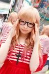 きゃりーぱみゅぱみゅ セクシー メガネ 金髪 カメラ目線 高画質エロかわいい画像6