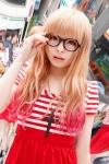 きゃりーぱみゅぱみゅ セクシー メガネ 金髪 カメラ目線 高画質エロかわいい画像7
