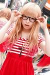 きゃりーぱみゅぱみゅ セクシー メガネ 金髪 カメラ目線 高画質エロかわいい画像8