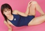 佐々木梨絵 セクシー ハイレグ競泳水着 太もも 挑発ポーズ 壁紙サイズ 高画質エロかわいい画像19