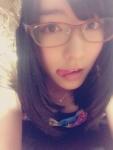 SKE48 松井珠理奈 セクシー 舌出し メガネ 顔アップ カメラ目線 高画質エロかわいい画像80