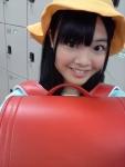 HKT48 本村碧唯 セクシー ランドセル コスプレ 顔アップ カメラ目線 高画質エロかわいい画像3