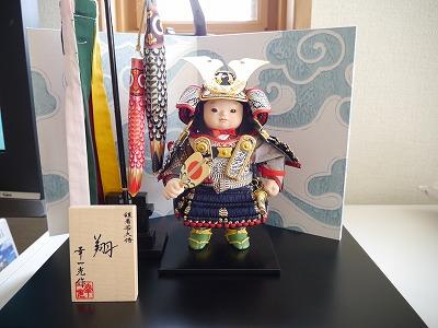 五月人形 (2)