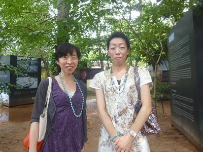 群馬の天田さんと藍澤さん