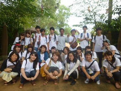 JEPSボランティアツアー