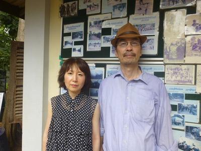 福岡の霜田夫妻
