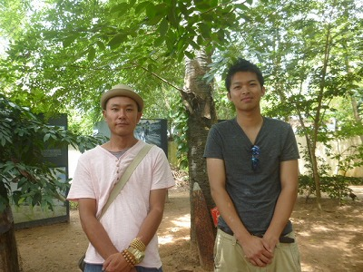 神奈川の岩井さんと千葉の庄司さん