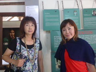 大阪の加藤さんと納所さん