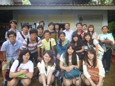 日本カンボジア交流財団スタディツアー