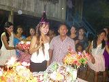 ア・ユオンの誕生パーティ