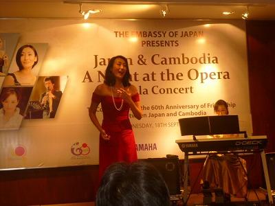 ソプラノ歌手