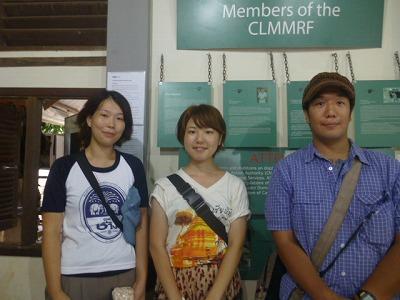 神奈川の田村さん、榎本さんと栃木の山村さん