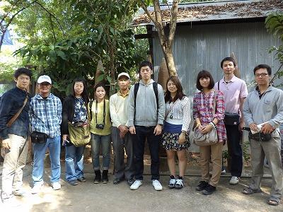 CMCカンボジア地雷撤去キャンペーン