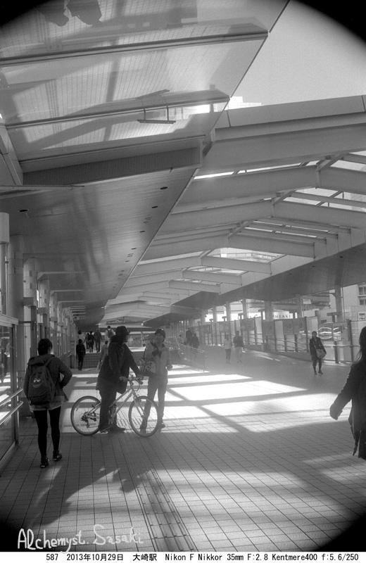 大崎駅にて587-4