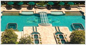 ホテル イースト21 ガーデンプール
