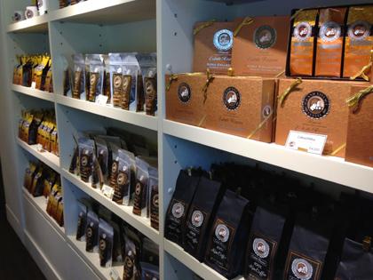 アイランドヴィンテージコーヒー 青山店