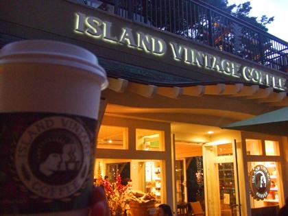ハワイ アイランドヴィンテージコーヒー