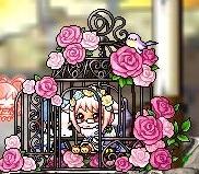 薔薇の鳥かご