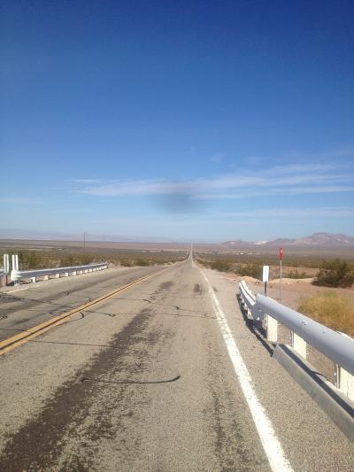 ルート66 route66  アメリカ バイク ツーリング 道