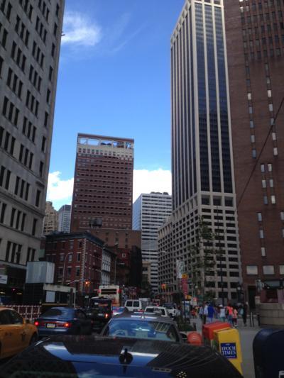 アメリカ バイク ツーリング ニューヨーク マンハッタン 海外 旅行