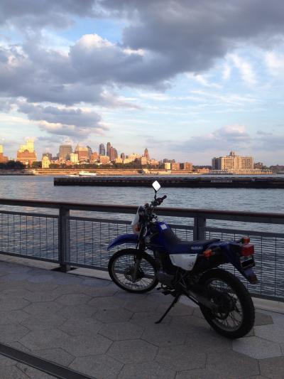 アメリカ バイク ツーリング ニューヨーク 海外 旅行