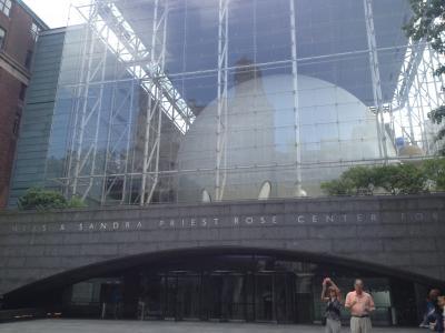 アメリカ バイク ツーリング ニューヨーク 自然史博物館