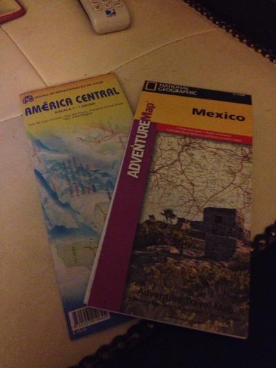 アメリカ バイク ツーリング 地図 マップ 本屋 ロサンゼルス ロスアンゼルス