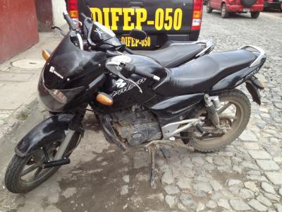 Bajaj iバジャージ インド バイク グアテマラ
