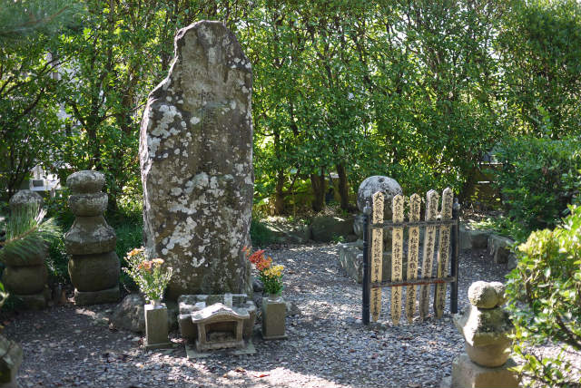 典厩寺 典厩信繁の墓