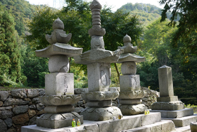 景徳院 武田勝頼のお墓