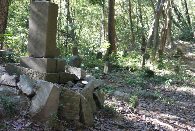 八王子城 北条氏照の墓