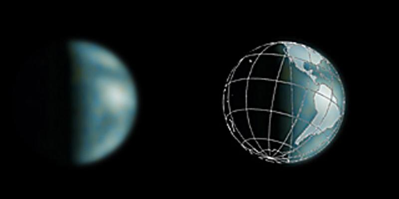 地球の拡大