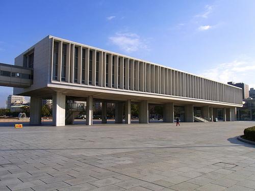 広島原爆祈念資料館