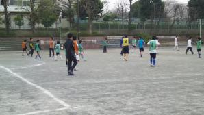 【2012年度】第3回青葉FC OB会|@すすき野小学校|少年サッカー