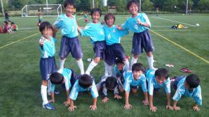 【2013年度 青葉区春季少年サッカー大会U10】青葉FC LLブルー「祝!敢闘賞」@谷本公園|少年サッカー