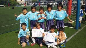 【2013年度 バディコミュニティFC杯】青葉FC LL選抜@マリノスフットボールパーク東山田|少年サッカー