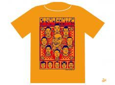 鯉昇一門 Tシャツ