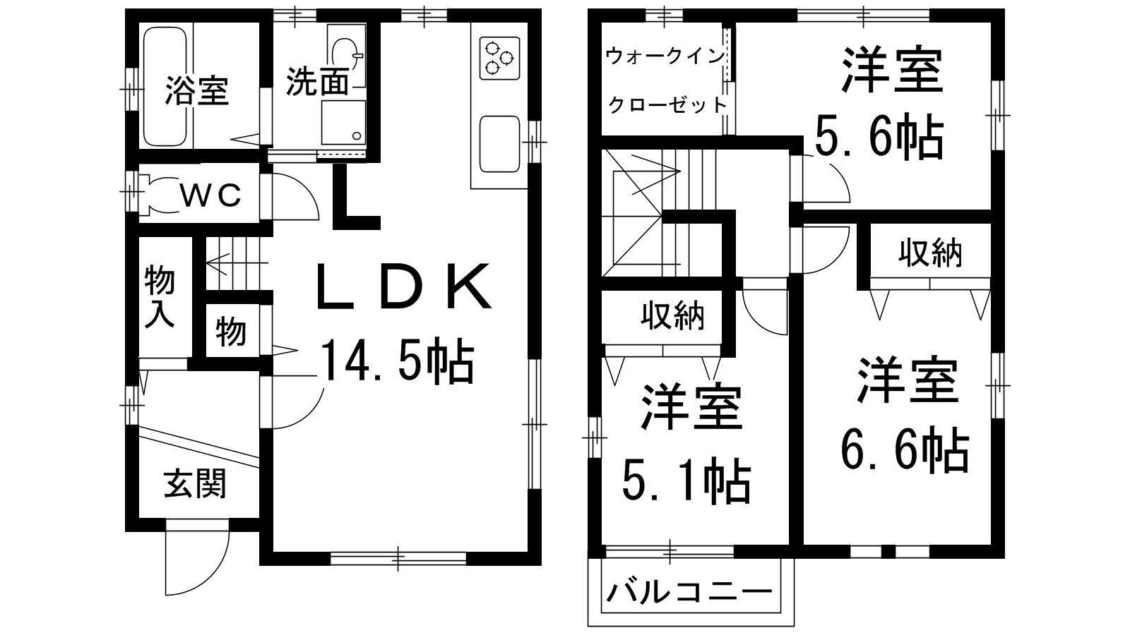 (3LDK) フジパレス戸建賃貸尾生町5