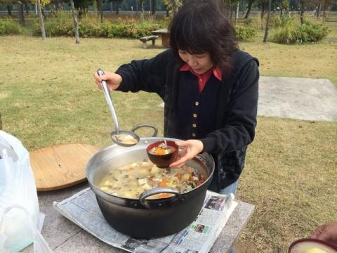 2013-11-03きのこ汁