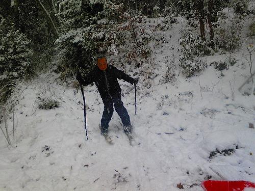 s-快調、竹スキー