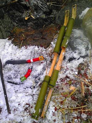 s-竹スキー