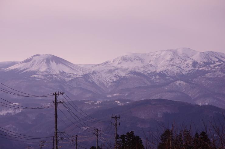 2014.1.3 吾妻山